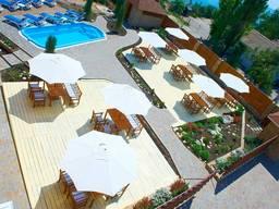 Отель (гостиница) на морском побережье, Вапнярка - фото 8