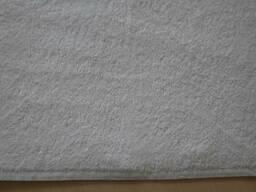 Отельные полотенца белые турецкие
