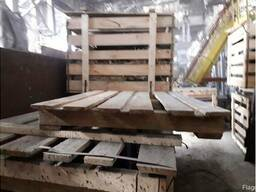 Отходы дров, брус, деревянные отходы, доски, доска, ящики, п