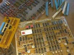 Отходы и лом содержащие драг металлы