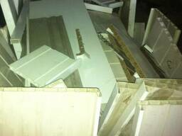 Отходы, лом ПВХ и полимерных изделий