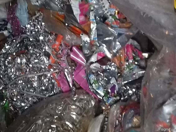 Отходы пленки 1,5 грн/кг