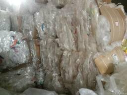 Отходы полиэтиленовой и полипропиленовой пленки