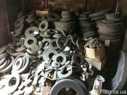 Отходы шлифовальных кругов в кол-ве 4 тн