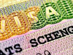 Открытие шенгенских виз всех категорий!