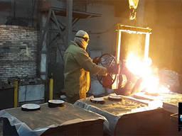 Отливка из стали и чугуна
