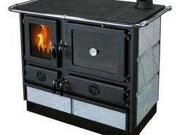 Отопительно-варочная печь на дровах MBS Magnum Plus