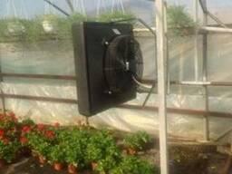 Комплексное решение по отоплению теплиц, складов, ферм