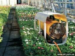 Отопление теплиц в Одессе