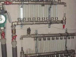 Отопление, теплый пол, водоподготовка