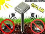Отпугиватель кротов на солнечных батареях Solar L5001 Led