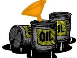 Отработанное масло моторное и индустриальное