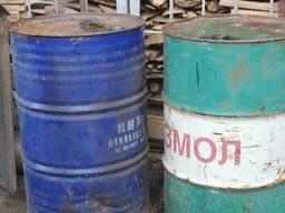 Отработанные масло