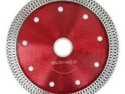 Отрезной круг 125 RED turbo 1, 4*10mm