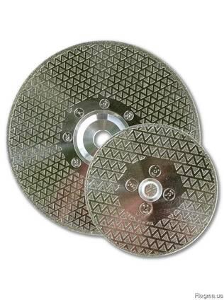 Отрезной круг мрамор зачистной М14 SD 2-Х сторон-й ∅125-230