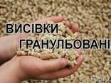 Отруби пшеничные гранулированные. - фото 1