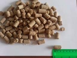 Отруби пшеничные гранулированные и рассыпные