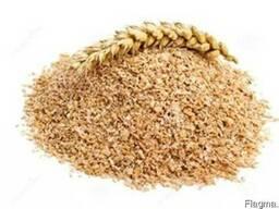 Отруби пшеничные, жом