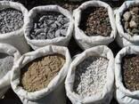 Отсев песок щебень в мешках пісок відсів щебінь цемент Доставка - фото 1