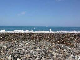 Отсыпка пляжей галькой