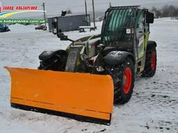 Отвал для снега к погрузчикам всех производителей Claas, Case