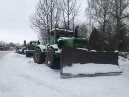 Снегоочистка Отвал для снега на трактор