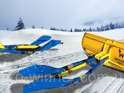 Отвал (лопата) снегоуборочный ЛВН-2.5 (МТЗ, ЮМЗ, Т-40)