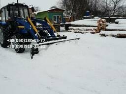 Отвал (лопата) снегоуборочный на трактор Т-40, ЮМЗ, МТЗ.
