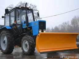 Отвал (лопата) снегоуборочный новый на любую марку трактора