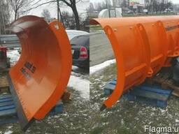 Отвал снегоуборочный 3ТТ с гидро-поворотом