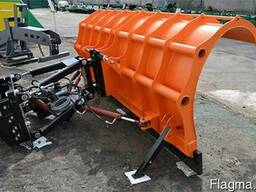 Отвал снегоуборочный автомобильный ОСА-3,0