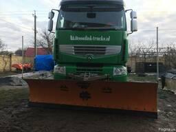 Лопата снегоуборочная РЕНО, ДАФ