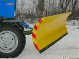 Отвал снегоуборочный МТЗ