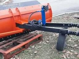 Отвал снегоуборочный поворотный для МТЗ-80 / 82 892 и др.
