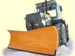 Отвал снегоуборочный Т-150, ХТЗ