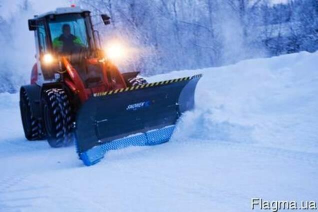 Отвалы для снега