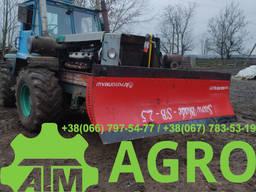 Отвалы для уборки снега к тракторам Т-150, ХТЗ