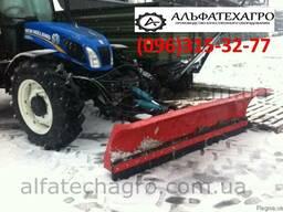 Отвалы на тракторы