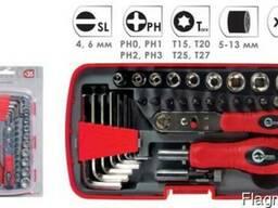 Отвертка с набором инструмента АМ 1035
