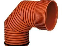 Отвод наружной канализации К2-Кан D-200/90°