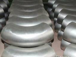 Отвод нержавейка пищевая диаметр 88,9*3,0 mm AISI 304