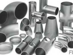 Отвод нержавеющая сталь AISI 304