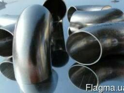 Отвод нержавеющий (304L) DIN11850 (пищевая труба: цена