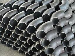 Отвод стальной 22-630 мм
