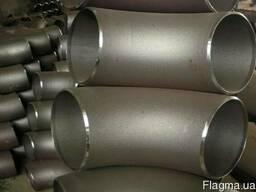 Отводы стальные сварные и бесшовные (нержавейка и сталь)