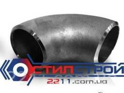 Отвод стальной крутоизогнутый кованый Ду15/21