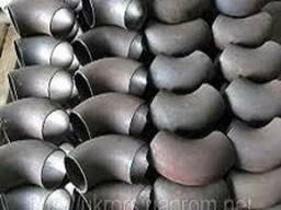 Отводы стальные d114х3, 6