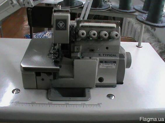 Оверлок пятиниточный Typical GN2000-5H