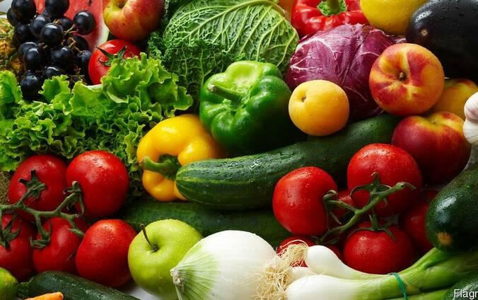 Овощи Фрукты оптом с доставкой