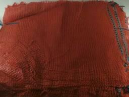 Овощная сетка р50х80см 40кг оранжевая уп/100 штук